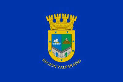 Bandera de Región de Valparaíso