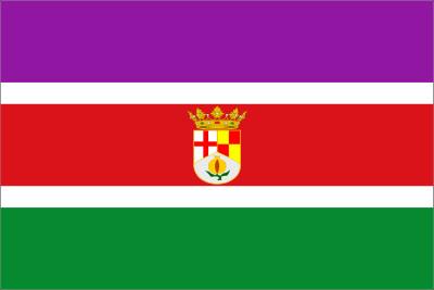 Bandera de Regionalismo de Andalucía Oriental