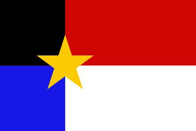 Bandera de Regionalismo manchego