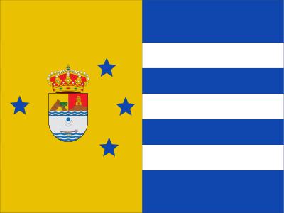 Bandera de Rincón de la Victoria