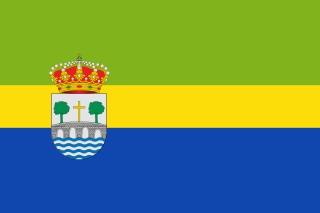 Bandera de Riogordo