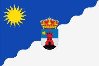 Bandera de Roquetas de Mar