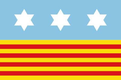 Bandera de San Feliu de Pallarols