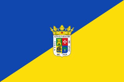 Bandera de San Juan de Aznalfarache