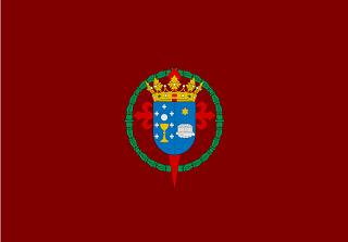 Bandera de Santiago de Compostela
