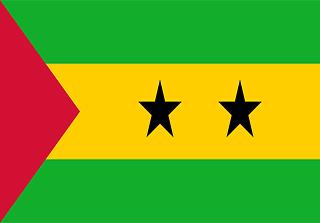 Bandera de Santo Tomé y Principe