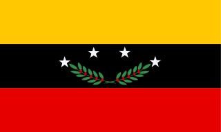 Bandera de Táchira