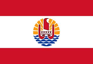 Bandera de Tahiti
