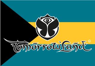 Bandera de Tomorrowland Bahamas