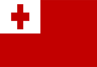 Bandera de Tonga