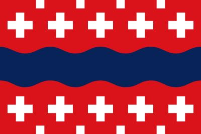 Bandera de Torrent (Gerona)
