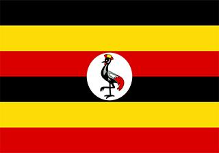 Bandera de Uganda