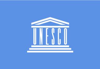 Bandera de UNESCO