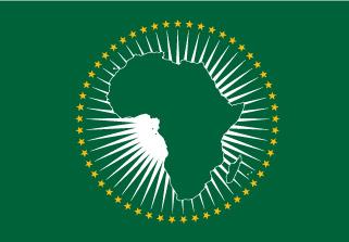 Bandera de Unión Africana