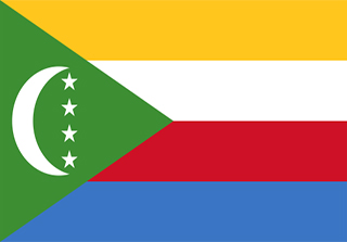 Bandera de Unión de las Comoras
