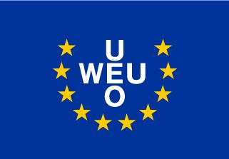 Bandera de Unión Europea Occidental