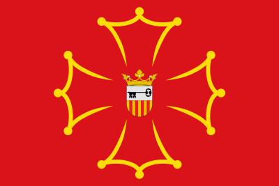 Bandera de Valle de Arán