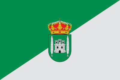 Bandera de Valverde de Alcalá
