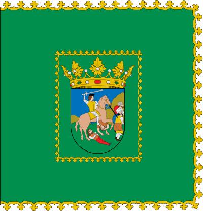 Bandera de Vélez Málaga