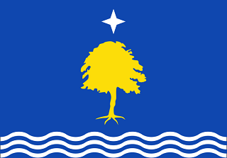 Bandera de Villamayor de Gállego
