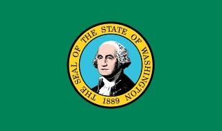 Bandera de Washington