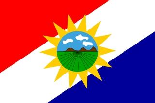 Bandera de Yaracuy