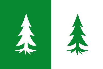 Bandera de Yunquera