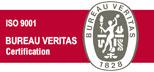 Certificado por Bureau Veritas
